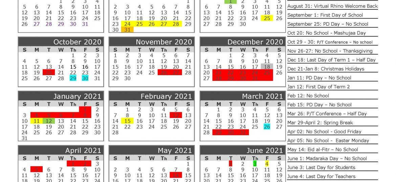 2020-21 WNS Calendar Public