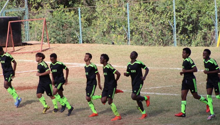 West Nairobi School U19 Boys Soccer